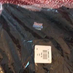 Black Hanes Beefy-T-shirts. Set of 3.